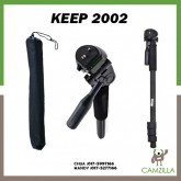 KEEP Monopod For Outerdoor 2002 - 4-section (Black)